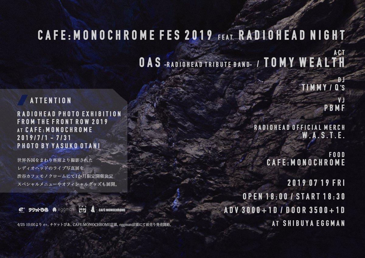 MONOCHREOME FES